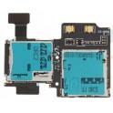I9505 Samsung Lector sim + Lector Micro SD Samsung Galaxy S4