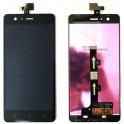 Bq Aquaris M4.5 Cristal Digitalizador, marco y Display Lcd Negro ORIGINAL