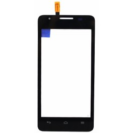 Huawei Ascend G510, u8951, Orange Daytona cristal digitalizador negro