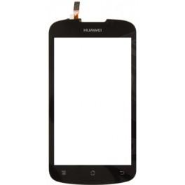 Huawei Ascend G300, U8815 cristal digitalizador Negro