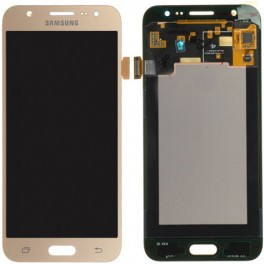 J500F, SM-J500F Display Lcd con Cristal Digitalizador Gold Dorado Samsung Galaxy J5