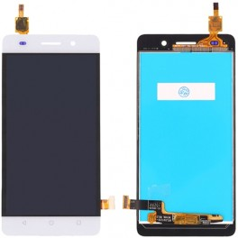 Huawei Honor 4C, Huawei G Play mini display lcd con cristal digitalizador blanco