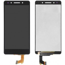 Huawei Honor 7,display lcd con cristal digitalizador Negro