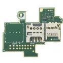 C1904, C1905 Flex Lector Sim Y Memoria micro sd Sony Xperia M