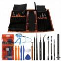 Kit bolsa de herramientas para reparacion de telefonos moviles, tabletas, pdas, smartphone